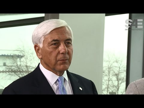 SAE World Congress TV: Interview with Cuneyt Oge