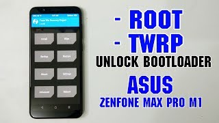 android pie on asus zenfone max pro m1 without root - TH-Clip