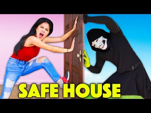 HACKER FOUND OUR SAFE HOUSE! First To Find PZ9 Wins $10,000 24 HOURS Challenge
