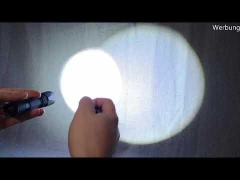 "Weltool M7 – a ""even beam"" flashlight review"