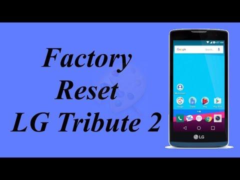 Download Lg Tribute 5 Hard Reset Factory Reset Video 3GP Mp4 FLV HD