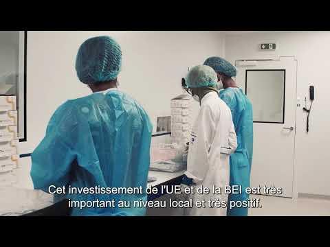 L'Institut Pasteur de Dakar va héberger une plate-forme de production de vaccins contre la COVID-19