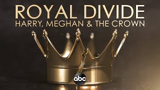 Meghan Markle - Royal Divide: Harry, Meghan and the Crown 2020