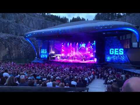 GES G.E.S. - Oslagbara - Då står pojkarna på rad - Dalhalla 11 juli 2018
