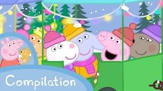 Peppa Pig - Snowflakes