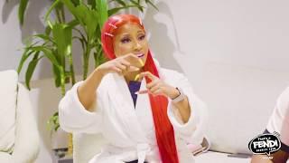 Big Fendi Podcast - Nicki Minaj The Interview