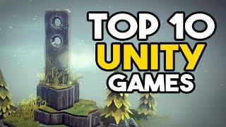 Top 10 Unity Games of All Time
