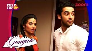 Gangaa & Sagar's Ishqwala Love In 'Gangaa'  | #TellyTopUp