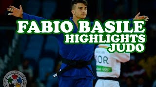 BASILE FABIO OLYMPIC CHAMPION - HIGHLIGHTS JUDO 2016
