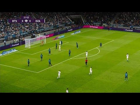 Algeria vs Botswana | Qualification Coupe d'Afrique CAN 2021 | 18 November 2019 | PES 2020