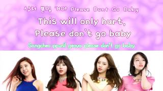 Girl's Day - Don't Believe Her
