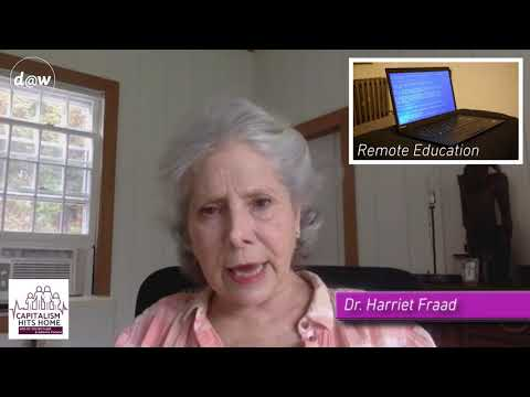 Remote education is worsening the inequality gap - Harriet Fraad & Julianna Forlano