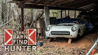 "Chevy C1 Corvette, a ""baby Ferrari"" and a dusty Abarth collection 