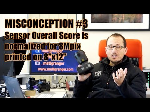 The truth about DXO Camera sensor ratings