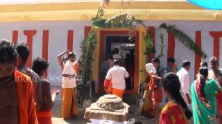Sivalaya Ottam at Kala Kandar Temple, Melancode, Kanyakumari