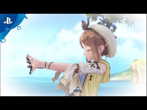 Atelier Ryza: Ever Darkness & the Secret Hideout - Character Highlight Trailer | PS4 thumbnail