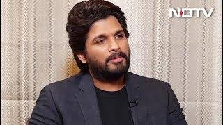 Allu Arjun Answers Fan Questions On NDTV