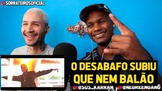 "Orochi ""BALÃO"" 🎈 (Prod. Dallass) | REACT"