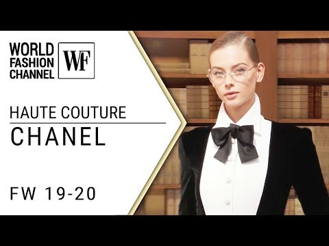 Сhanel | Haute couture | Fall-winter 19-20