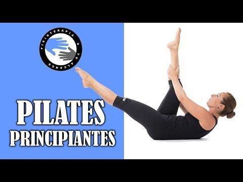 Pilates por fisioterapeutas, clase de iniciacion para principantes