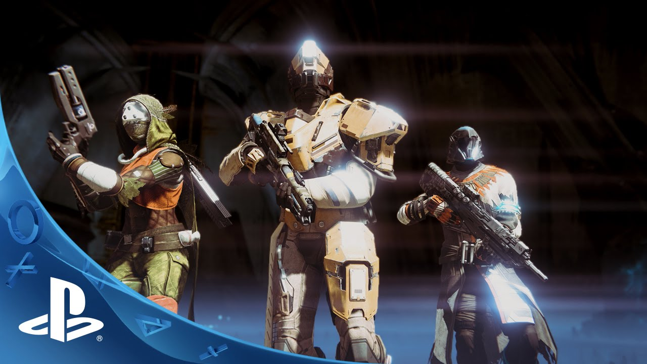 Introducing Destiny: The Taken King