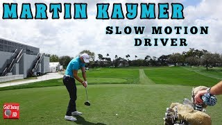 MARTIN KAYMER SLOW MOTION DTL DRIVER GOLF SWING 1080 HD