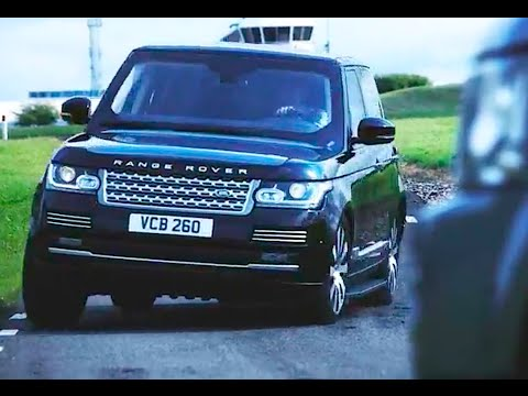 Range Rover Sentinel Price $500,000 Armored Range Rover Bulletproof Commercial CARJAM TV HD 2016