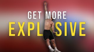 Do This One Thing To Increase Your Vertical Jump. ***And Run Faster Too!