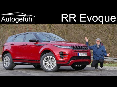 all-new Range Rover Evoque P200 SE R-Dynamic FULL REVIEW - Autogefühl