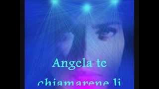 """Video thumbnail of """"IL Giardino Dei Semplici--Angela-con testo"""""""
