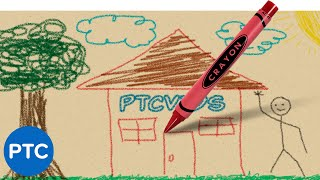 Create a Crayon CUSTOM BRUSH In Photoshop - Professional MUST-KNOW Techniques