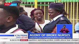 Agony of broke nurse s: Contracted Nurses at Pumwani accuses the hospital of intimidation