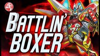 Gambar cover Quick Updates | Battlin Boxer Deck (January/ Enero 2018) [Duels & Decklist] (Yu-Gi-Oh)