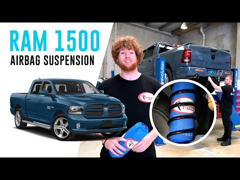 How To Patch Air Bag Suspension