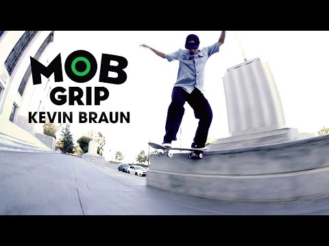Image for video Mobbin' Around with Kevin Braun   MOB Grip