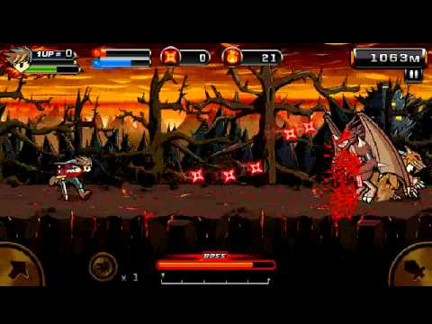 Devil Ninja 2 Gameplay
