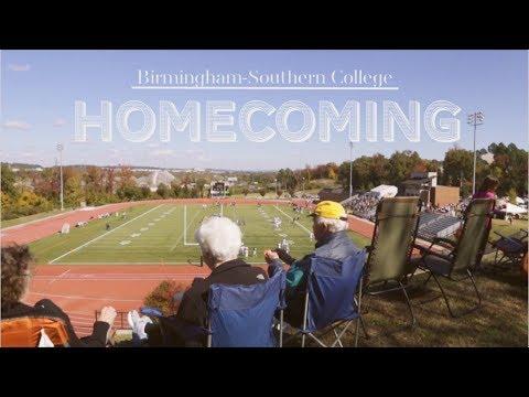 Birmingham Southern College - video
