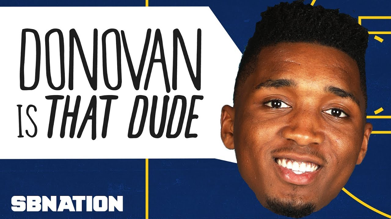 You can already tell Donovan Mitchell is a star thumbnail
