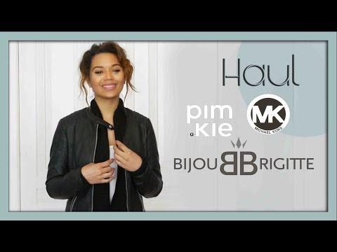 HAUL I Kiko, Bijou Brigitte, Michael Kors