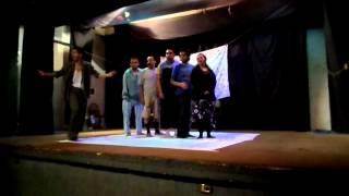 preview picture of video 'ميديا غمر# مسرحية مهلبية بالملح لفرقة مجانين المسرح بميت غمر الجزء الأول'