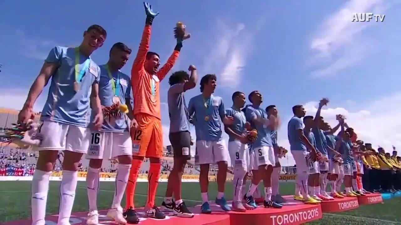 A tres años de Uruguay campeón de los Juegos Panamericanos Toronto 2015
