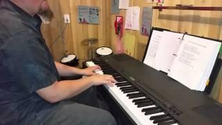 Jody Paton playing 'C'mon C'mon C'mon' by Bryan Adams