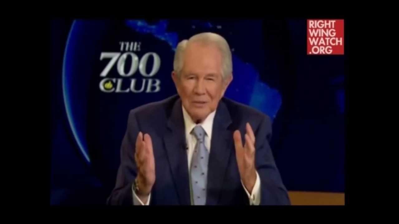 Earthquake Sign From God - Pat Robertson thumbnail