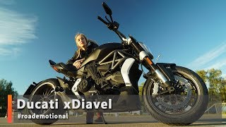 Ducati XDiavel (тест от Ксю) /Roademotional