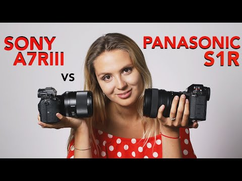 External Review Video oDE2NHsXY9Y for Panasonic Lumix DC-S1R Full-Frame Camera