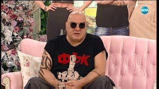 На кафе с Фънки - Big Brother: Most Wanted 2017 (14.12.2017г.)