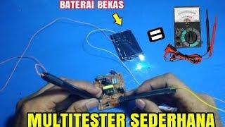 Download Video multitester sederhana dari baterai hp bekas MP3 3GP MP4