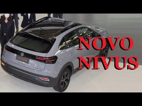 Lançamento do Volkswagen Nivus 2021 1.0 TSi! Pré-venda, preços, ficha técnica, consumo e muito mais