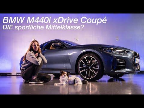 2021 BMW M440i xDrive Coupé (374 PS/500Nm) Test: DIE sportliche Mittelklasse? [4K] - Autophorie