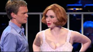 Christina Hendricks Singing In Her Underwear  Company